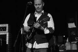 Jay Stanek on mandolin and acoustic