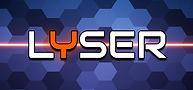 Lyser - logo