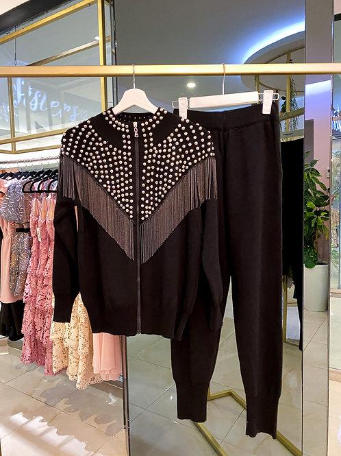 Luxury Knit Suit Studs