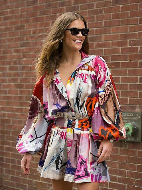 Urban Colors Dress