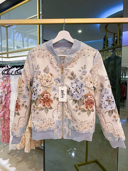 Floral Vintage Jacket