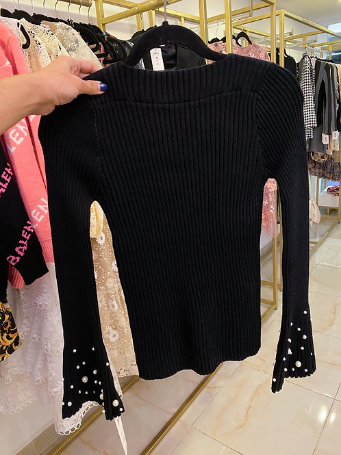 Pearls Sweater