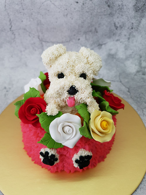 3D Meat Cake (Starts from $98 and above)