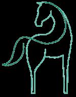 Logo der Pferdepraxis von Med. Vet. Magdalena Wieland