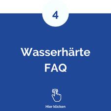 Wasserhärte FAQ