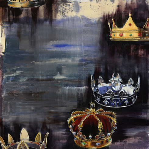 Falling Crowns