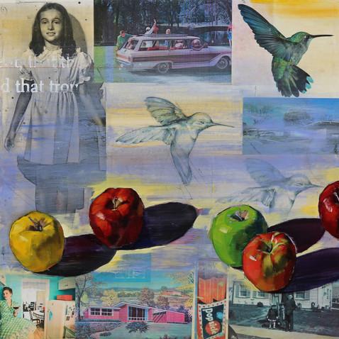 Fifteen Apples (Triptych 2/3)