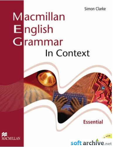 Macmillan English Grammar in Contex