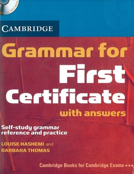 Сambridge_Grammar_for_First_Certificate.