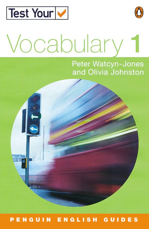 Penguin English – Test Your Vocabula