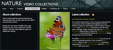 BBC Nature - Collections - Google Chrome