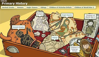 BBC - Schools - Primary History - Google