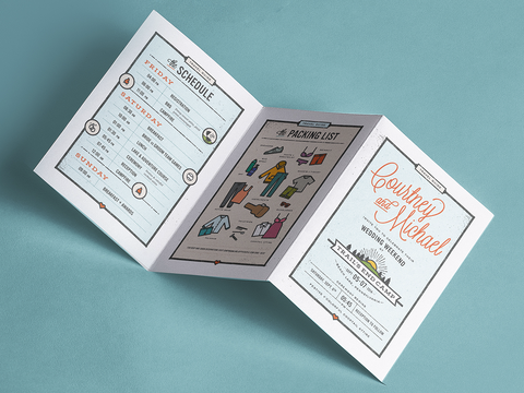 Katy Garrison Wedding Invite Design - 10