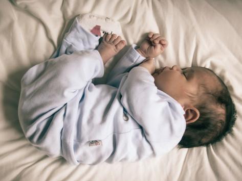 Le retour des nuits compliquées avec notre petit garçon de 2 ans et demi 🥱👨👩👦