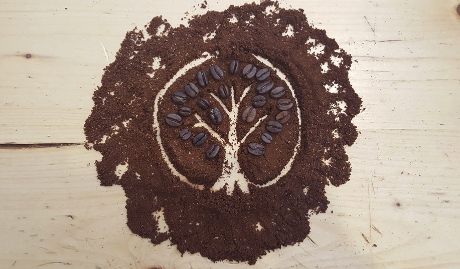 BB ground coffee logo