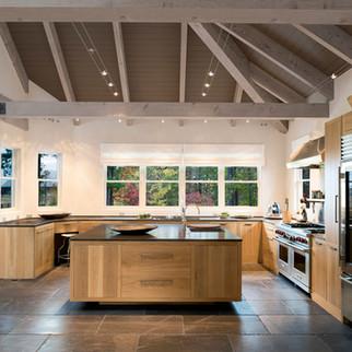 Modern Rustic Open Kitchen Modern Rustic
