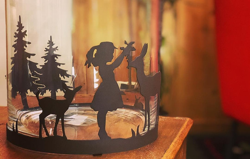 16. Vasi in vetro