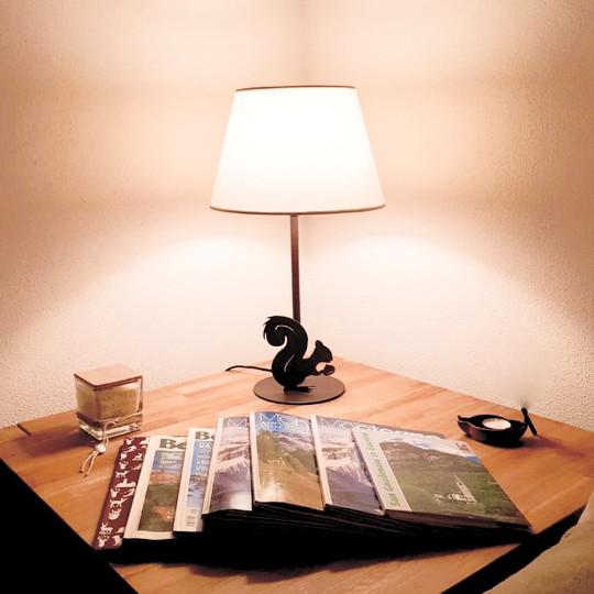02. Lampada da Tavolo PARALUME
