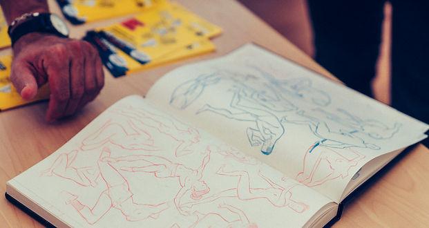 Corso Fumetto Scuola Comics Milano