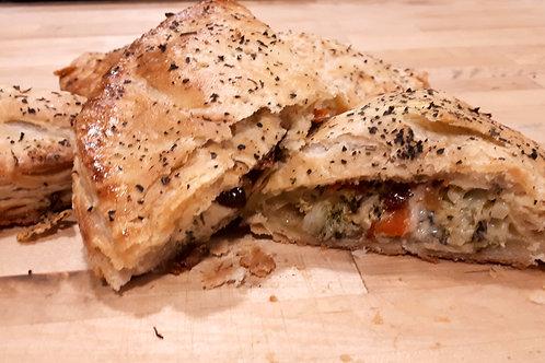 Roasted Vegetable Hand Pie