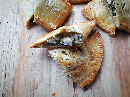 Parmesan Chicken Hand Pies