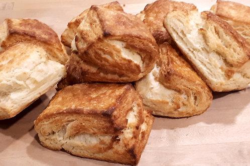 Rustic Buttermilk biscuits