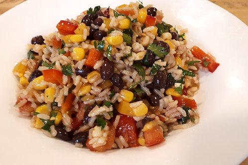 Cowboy Rice Salad
