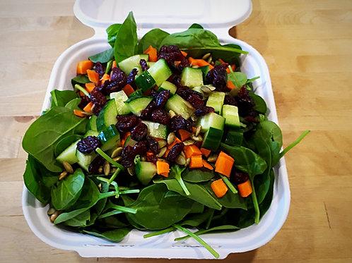 Cook-A-Roux House Salad (Vegan)