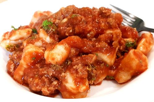 Gnocchi with Italian Sausage