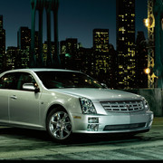 Cadillac STS Campaign