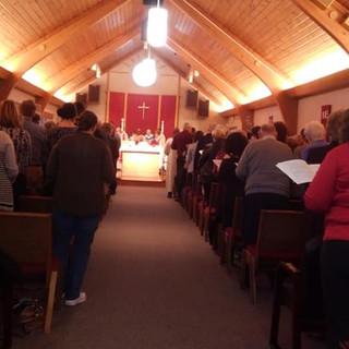 Pastor Maggi's Ordination