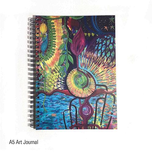 A5 Art Journal