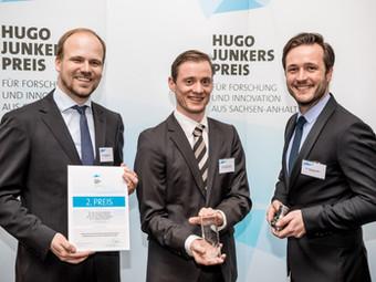 Hugo Junkers Preis für die Entwicklung eines innovativen Reibschweißverfahrens für die Anwendung in