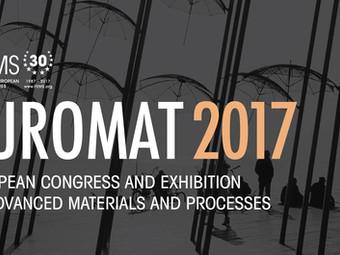 EUROMAT Konferenz 2017 in Thessaloniki