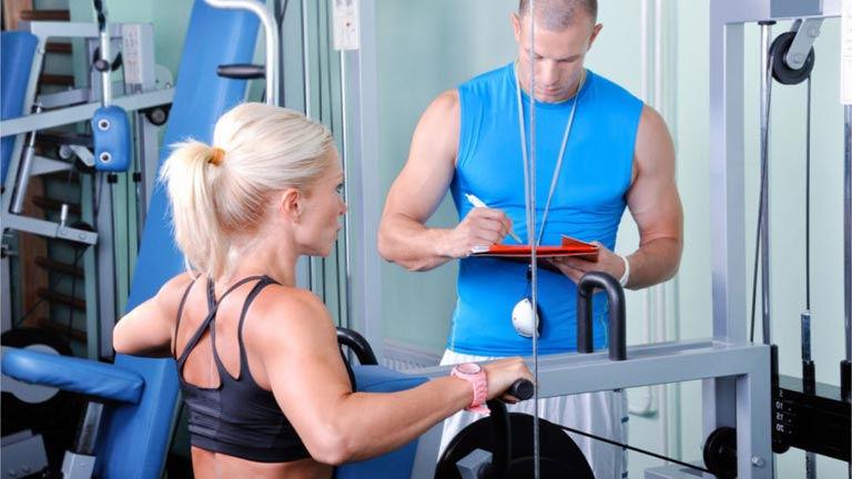 20 тренировок с персональным тренером