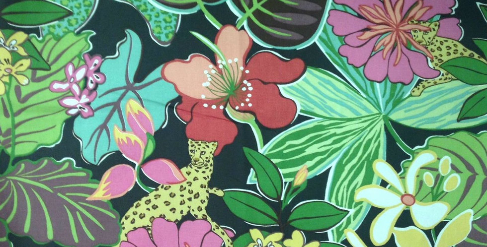 Botanical Safari Fabric