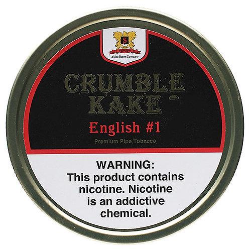 Crumble Cake English #1
