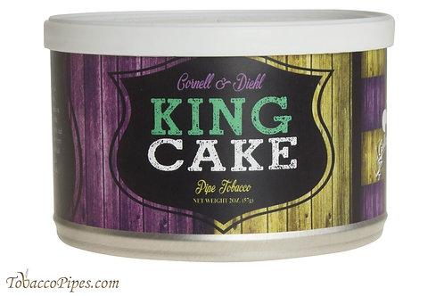 Cornell & Diehl King Cake