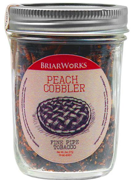 Briar Works Peach Cobbler