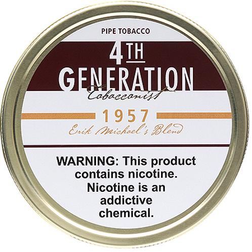 4TH Generation 1957 Pipe Tobacco