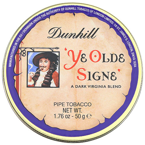 Dunhill Ye Olde Signe