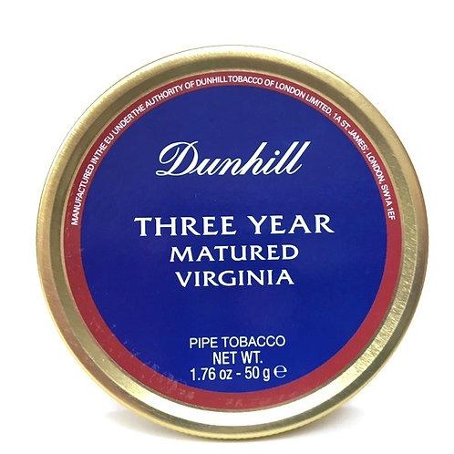 Dunhill 3 Year Mature Virginia