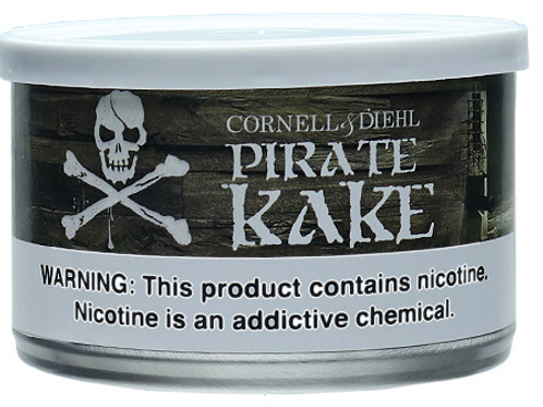 Cornell & Diehl Pirate Kake