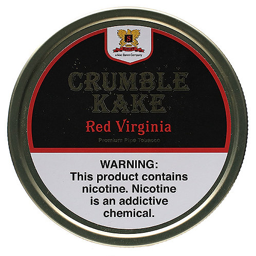 Crumble Cake Red Virginia