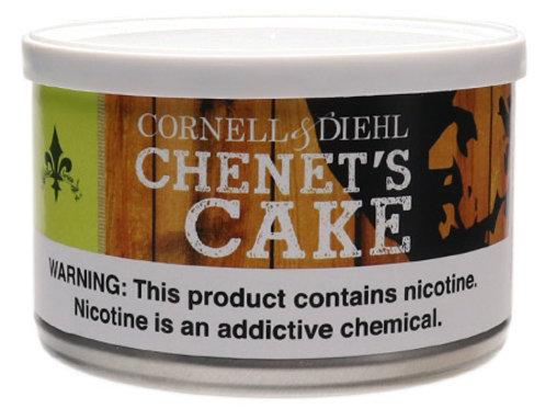 Cornell & Diehl Chenet's Cake