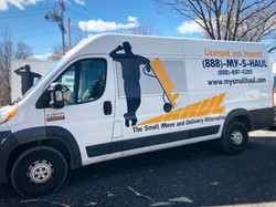 Our ProMaster Vans