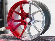 Powder Coating & Wheel Repair