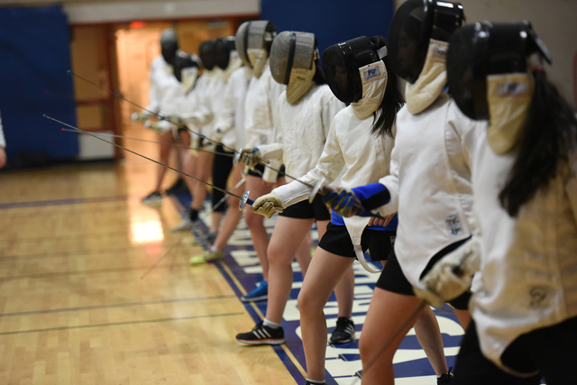 S.M.U.S. Fencing Clinic