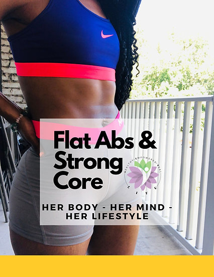 THE PERFECT AB & CORE GUIDE - 4 WEEK