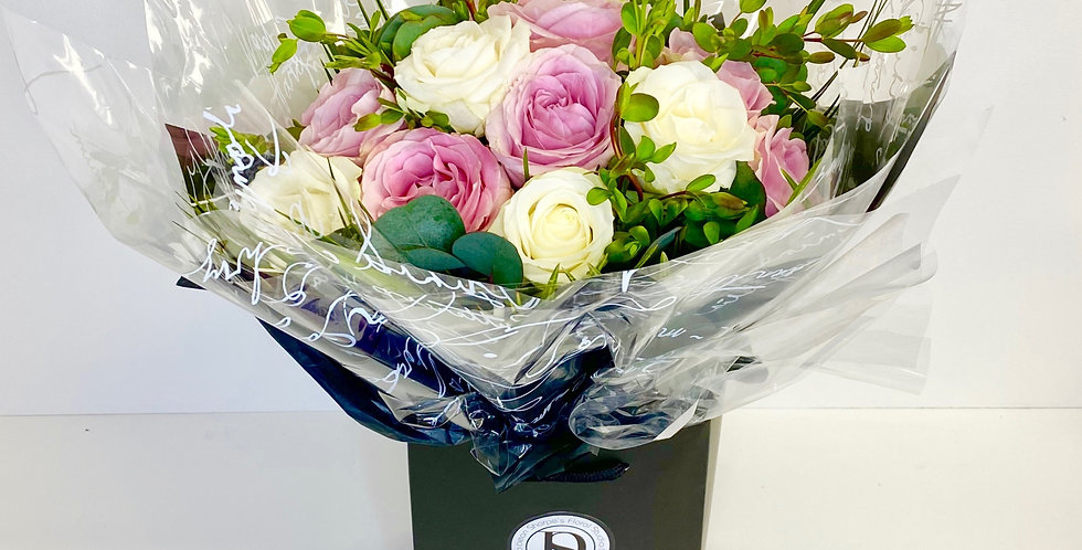 Rose & Foliage Bouquet